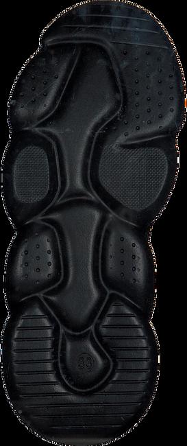 Schwarze RED-RAG Sneaker low 13333  - large