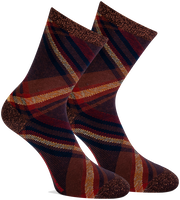Braune MARCMARCS Socken ANNA  - medium
