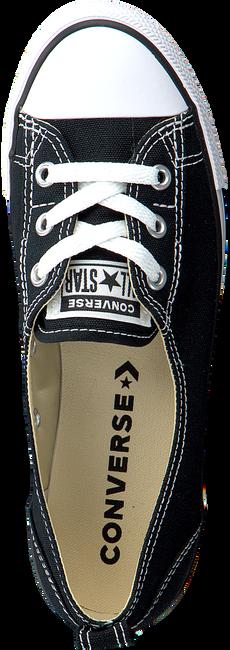 Schwarze CONVERSE Sneaker CHUCK TAYLOR BALLET LACE - large