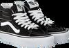 Schwarze VANS Sneaker SK8 HI PLATFORM SK8 HI PLATFOR - small