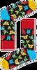 Mehrfarbige/Bunte HAPPY SOCKS Socken FUNNY DOG  - small