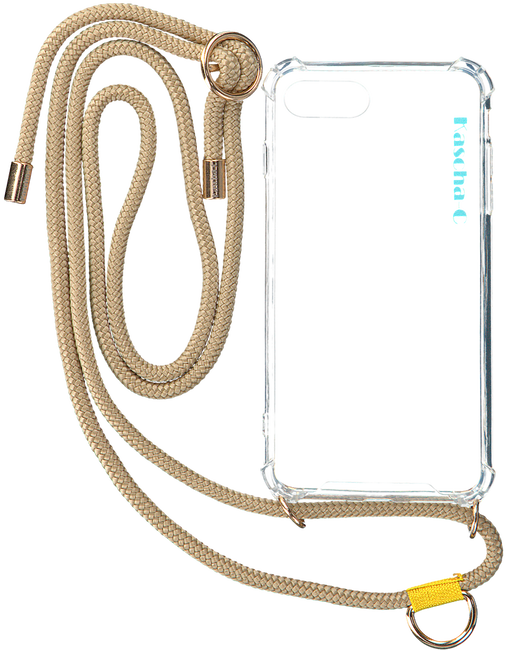 Beige KASCHA-C Handy-Schutzhülle PHONECORD IPHONE 7/8  - large