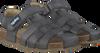 Graue KIPLING Sandalen FIDEL - small