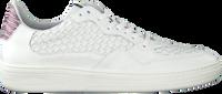 Weiße FLORIS VAN BOMMEL Sneaker low 16265  - medium