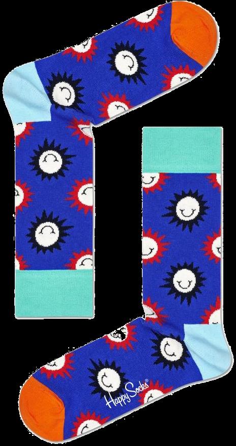Lilane HAPPY SOCKS Socken SUNNY SMILE XS960