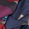 Blaue I LOVE MY MOMENT Schal DESIE - small