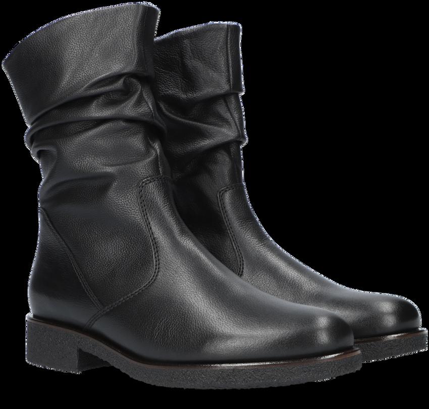 Schwarze GABOR Hohe Stiefel 703  - larger