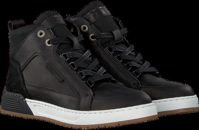 Schwarze OMODA Sneaker high A0F500E6L_BLCKOM  - large
