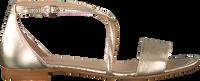 Goldfarbene NOTRE-V Sandalen 37143  - medium