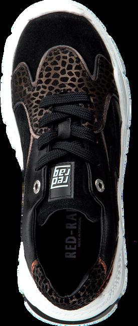 Gelbe RED-RAG Sneaker low 13058  - large