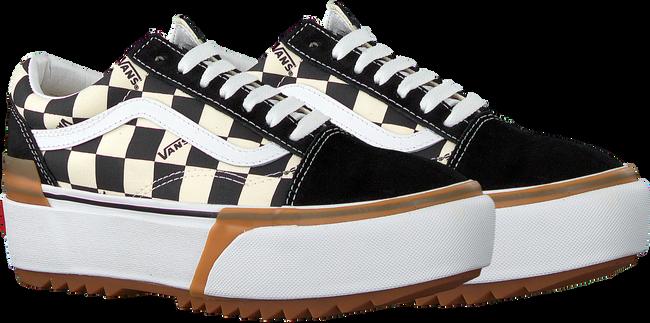 Schwarze VANS Sneaker low UA OLD SKOOL STACKED  - large
