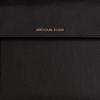 Schwarze MICHAEL KORS Handtasche JASMINE MD TH SATCHEL  - small