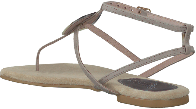 Taupe MALUO Sandalen 5056 - large