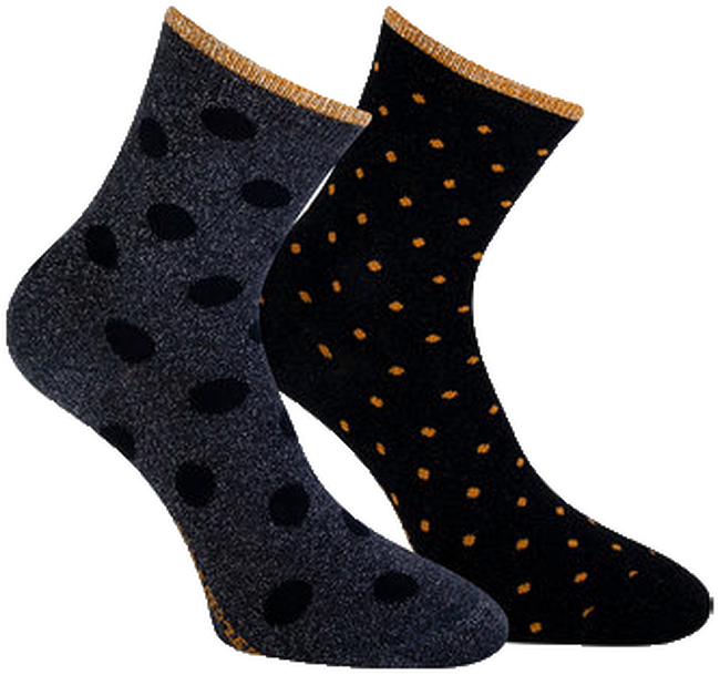 Graue MARCMARCS Socken MAYA  - large
