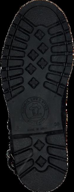 Schwarze PANAMA JACK Biker Boots FELINA B9 - large