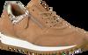 Cognacfarbene GABOR Sneaker 335  - small