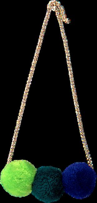 Blaue LE BIG Kette POOKY NECKLACE  - large