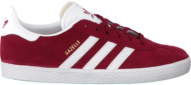 Rote ADIDAS Sneaker GAZELLE J - large