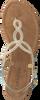 Silberne LAZAMANI Sandalen 33.708  - small