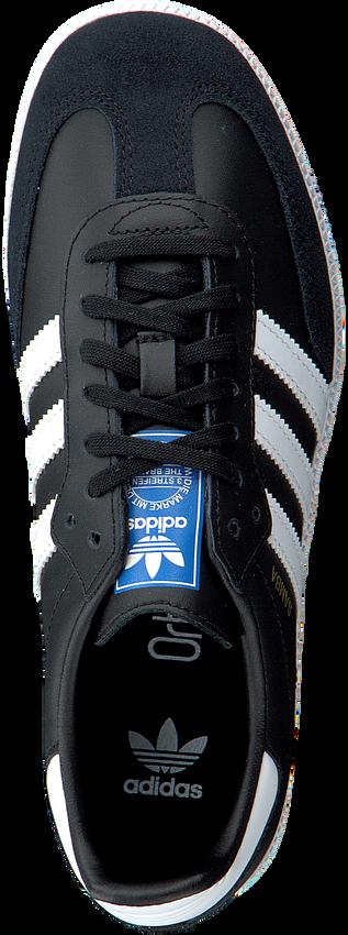 Schwarze ADIDAS Sneaker SAMBA OG J - larger