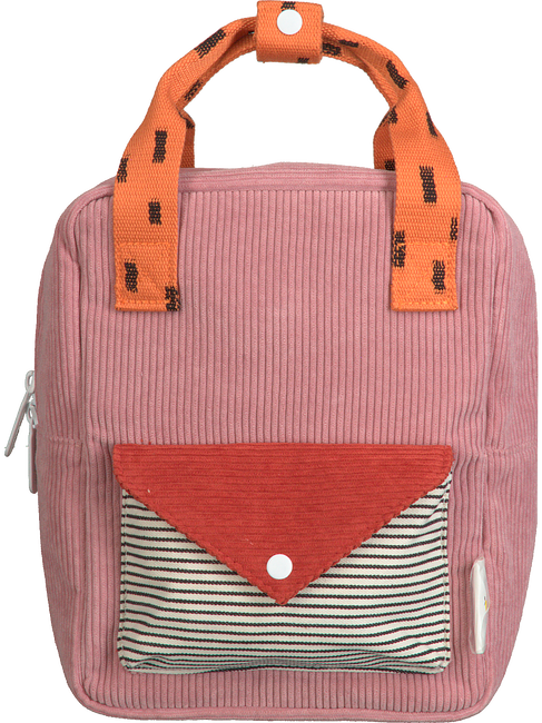 Rosane STICKY LEMON Rucksack CORDUROY SMALL  - large