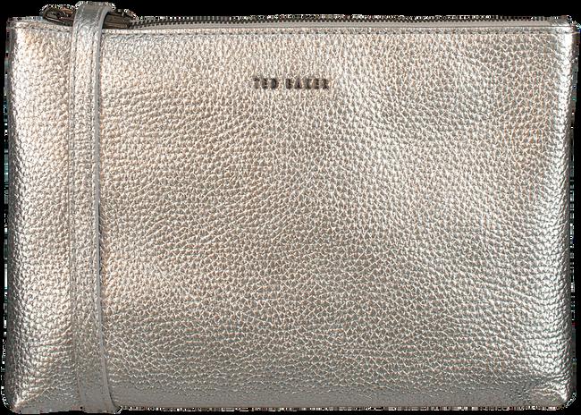 Silberne TED BAKER Clutch COTTII  - large