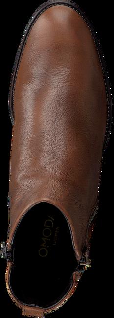Cognacfarbene OMODA Stiefeletten 44132  - large