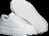 Weiße BLACKSTONE Sneaker low VL77  - small
