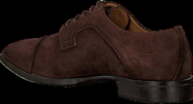 Braune MAZZELTOV Business Schuhe 3817  - large