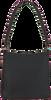 Schwarze HVISK Handtasche AMBLE NYLON RECYCLED SMALL  - small