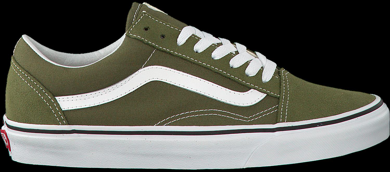 Grüne VANS Sneaker OLD SKOOL MEN | Omoda