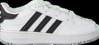Schwarze ADIDAS Sneaker low TEAM COURT EL I  - medium
