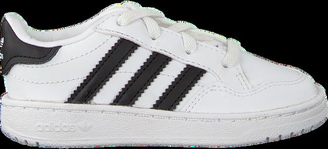 Schwarze ADIDAS Sneaker low TEAM COURT EL I  - large