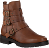 Cognacfarbene OMODA Ankle Boots 44519  - small