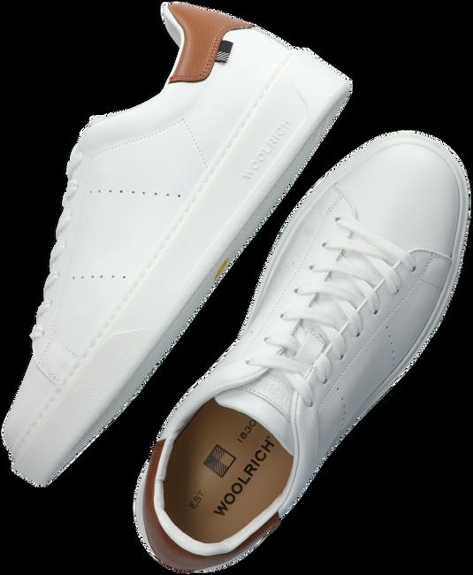 Weiße WOOLRICH Sneaker low SNEAKER SUOLA SCATOLA  - large