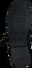 Schwarze PS POELMAN Biker Boots 16108 - small