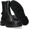 Schwarze SHABBIES Ankle Boots 182020279  - small