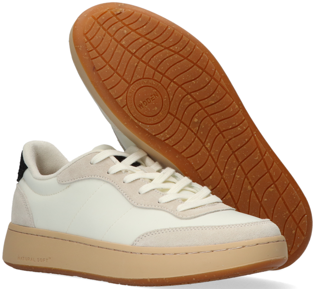 Weiße WODEN Sneaker low MAY  - large