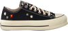 Schwarze CONVERSE Sneaker low CHUCK TAYLOR ALL STAR LIFT OX  - small