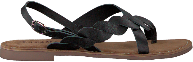 Schwarze LAZAMANI Sandalen 75.630  - large