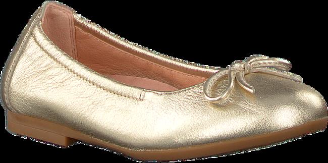 Goldfarbene UNISA Ballerinas CRESY  - large