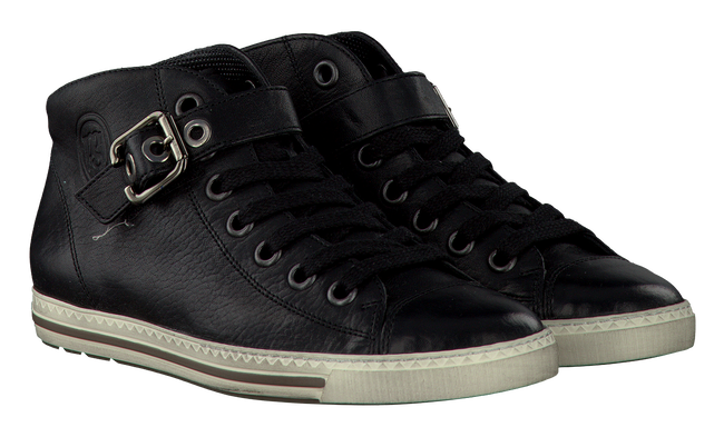 Schwarze PAUL GREEN Sneaker 1157 - large