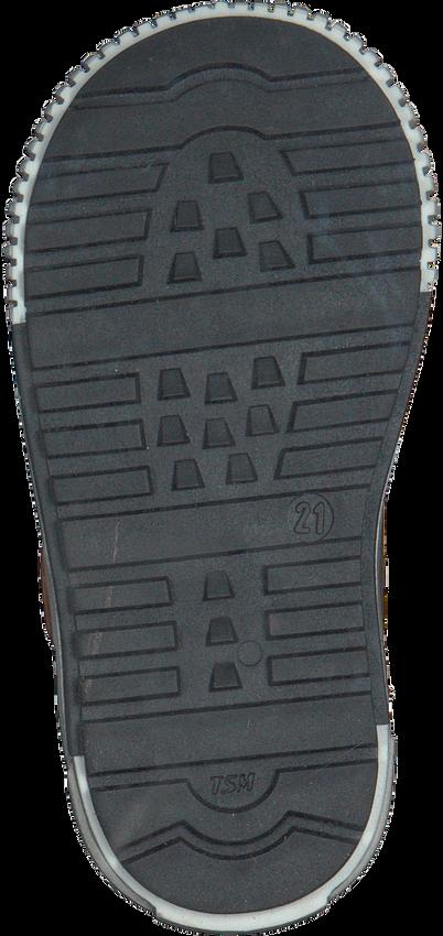 Cognacfarbene DEVELAB Sneaker 41683 - larger