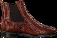 Cognacfarbene OMODA Chelsea Boots MASHA  - medium