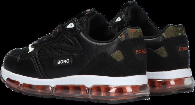 Schwarze BJORN BORG Sneaker low X500 DCA K  - large