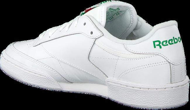 Weiße REEBOK Sneaker CLUB C 85 MEN - large