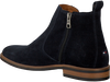 Blaue TOMMY HILFIGER Chelsea Boots DAYTONA 4B - small