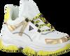 Weiße GUESS Sneaker FL5BLU  - small