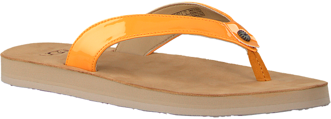 orange UGG shoe TAWNEY  - large