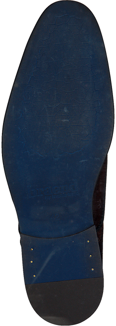 Cognacfarbene BRAEND Schnürschuhe 15943 - large
